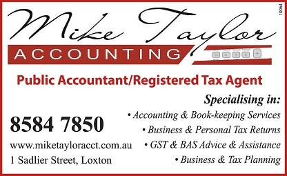banner image for Mike Taylor Accounting