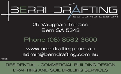 banner image for Berri Drafting