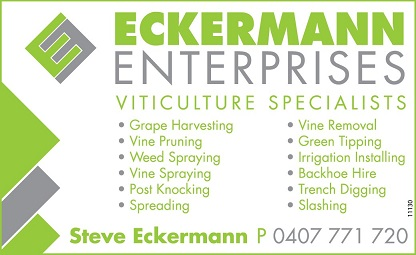 banner image for Eckermann Enterprises - Steve Eckermann