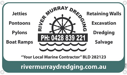 banner image for River Murray Dredging