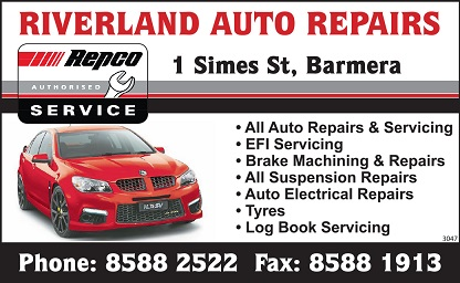 banner image for Riverland Auto Repairs
