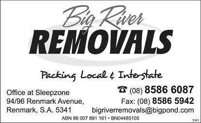 banner image for Big River Removals