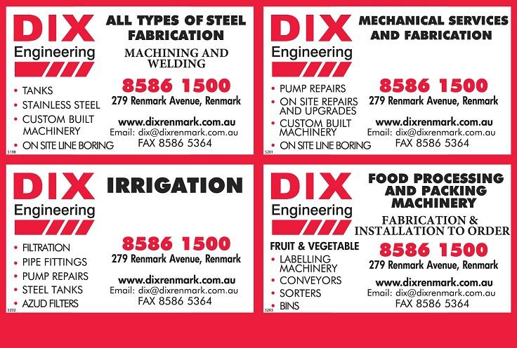 banner image for Dix Engineering