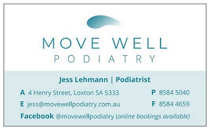 banner image for Move Well Podiatry